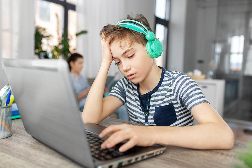Is E-learning Turning Kids Into Zombies? One Dad's Thoughts on Children Learning From Home During the Coronavirus Pandemic
