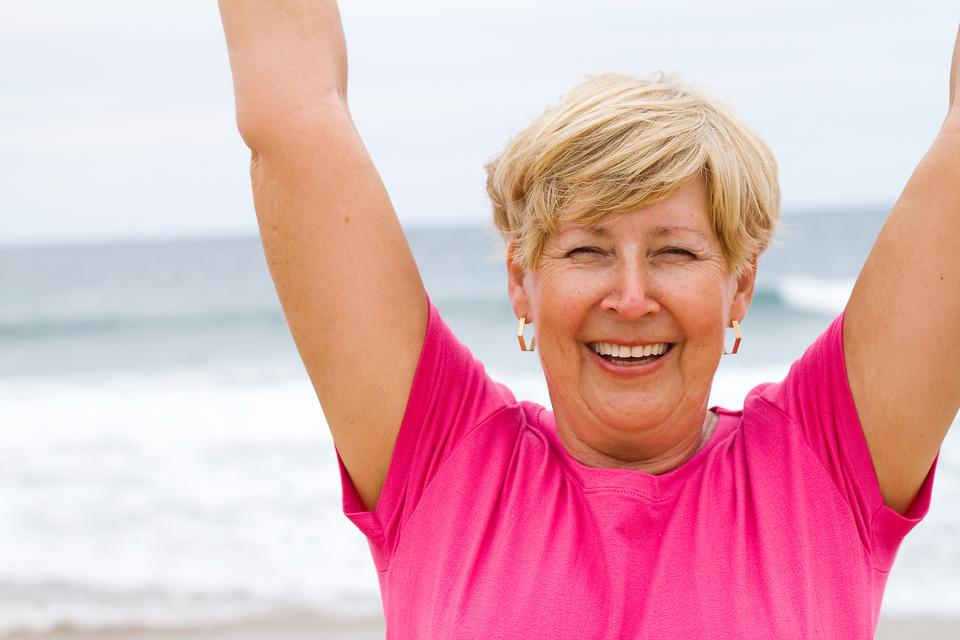 It's Not All in Your Genes: 5 Ways to Lower Your Breast Cancer Risk