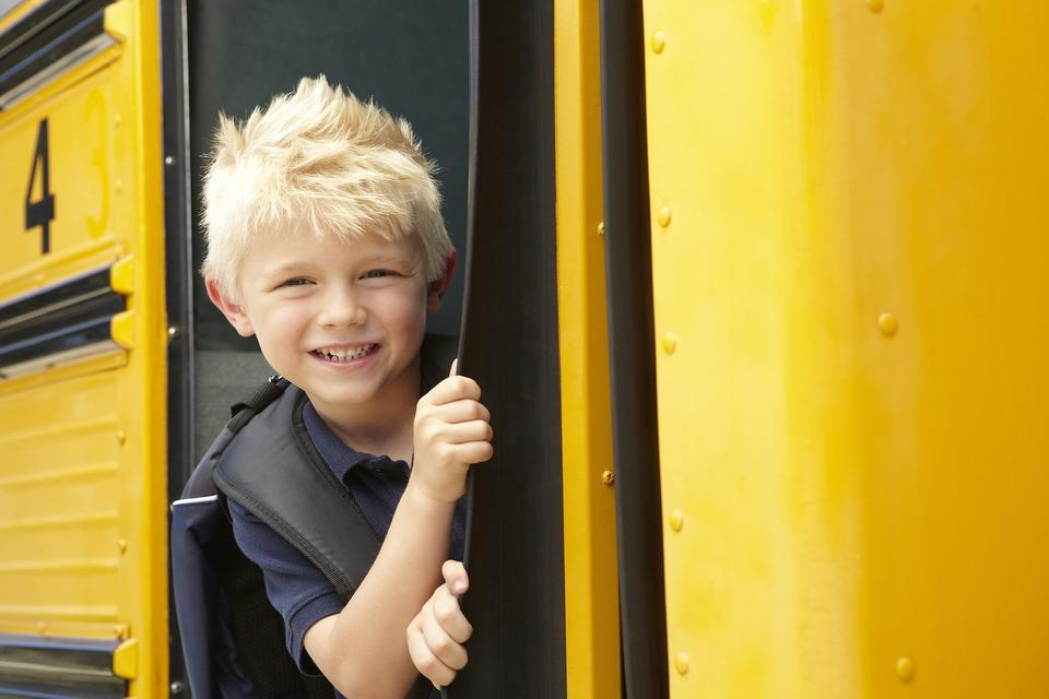 It's Your School Year, Too, Mom: 6 Ways to Ride the Intuition Bus!