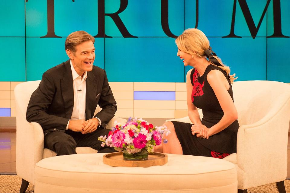 "Ivanka Trump on ""The Dr. Oz Show"": Ivanka Opens Up About Her Struggles With Postpartum Depression With Dr. Oz"