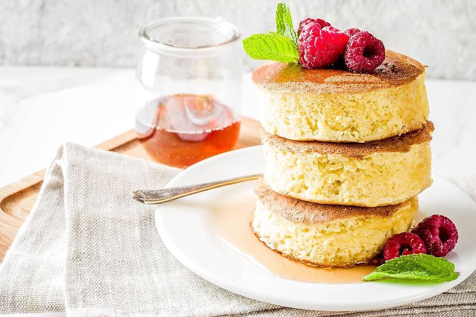Japanese Soufflé Pancakes Recipe: This Easy Soufflé Pancake Recipe Takes Breakfast to New Heights