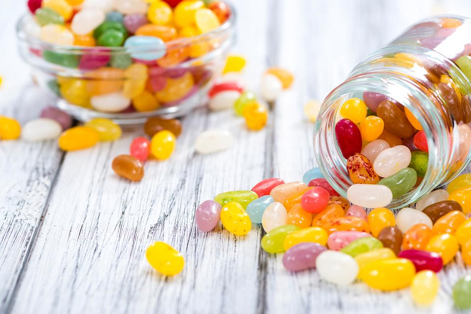 Jelly Beans & Exercise? Here's How to Get Carbs on the Run!