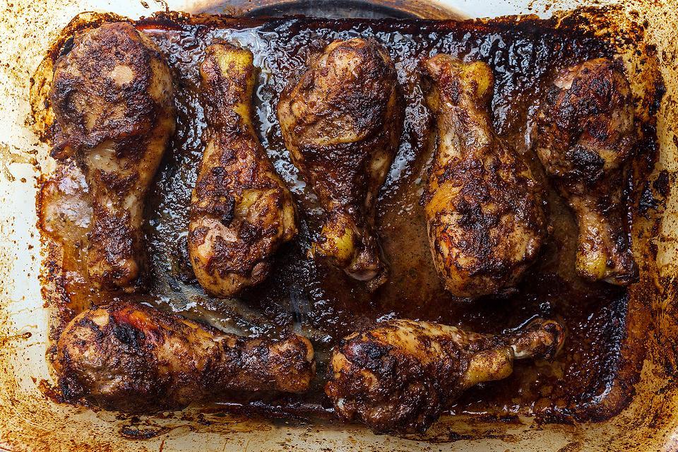 Easy Jerk Chicken Recipe: This Baked Jerk Chicken Recipe Is Maximum Flavor & Simple to Make