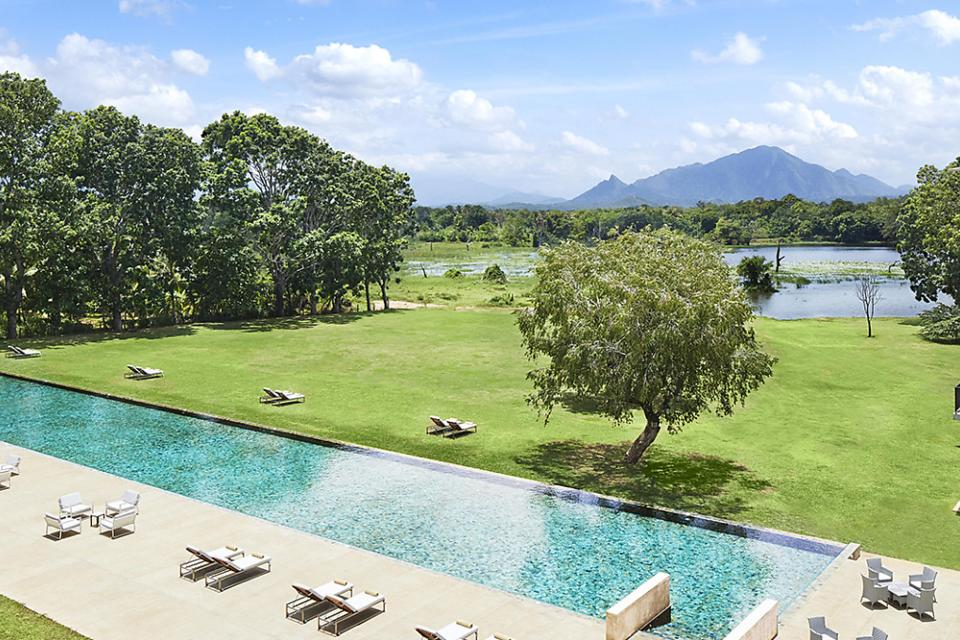 Jetwing Lake Hotel: Being Green Doesn't Mean Being Bland in Dambulla, Sri Lanka