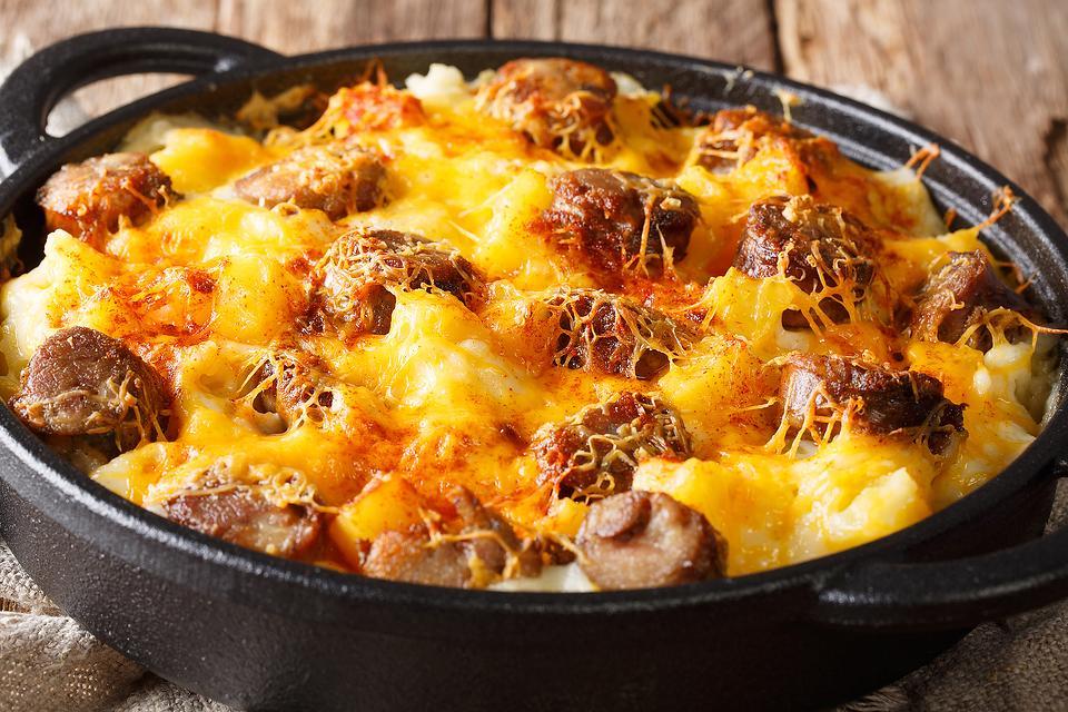 Jolean's Potato & Sausage Casserole Recipe: A Downhome Casserole Recipe That Dolly Would Love