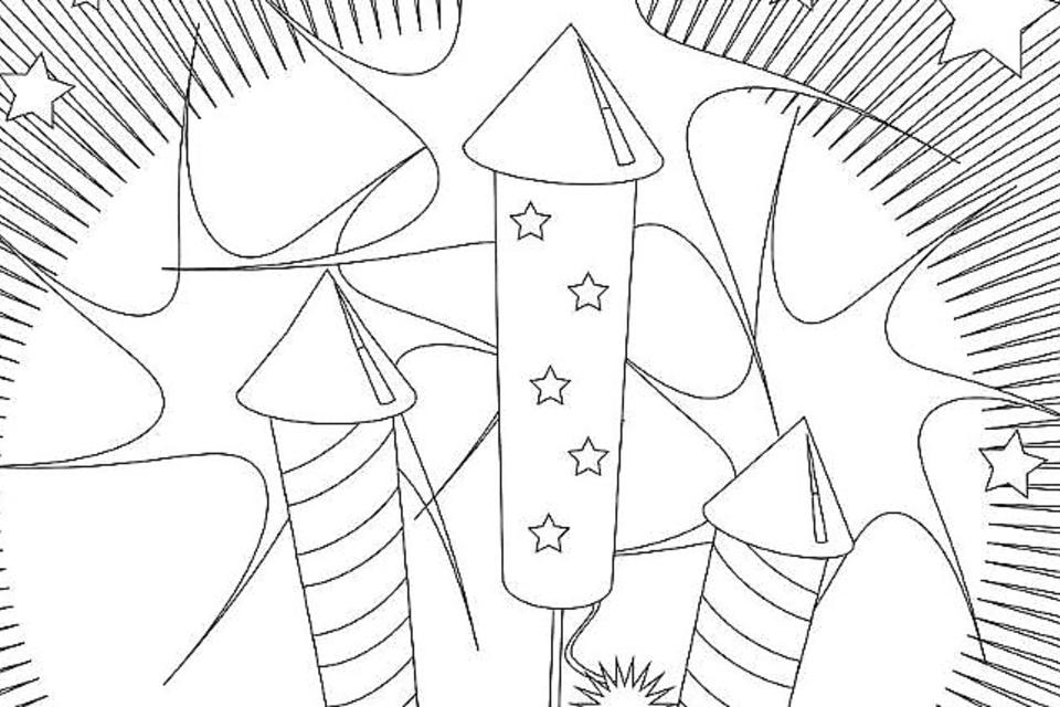 July 4th Coloring Pages: 10 Fun & Free Printable Fourth Of July Independence  Day Coloring Pages For Families Printables 30Seconds Mom