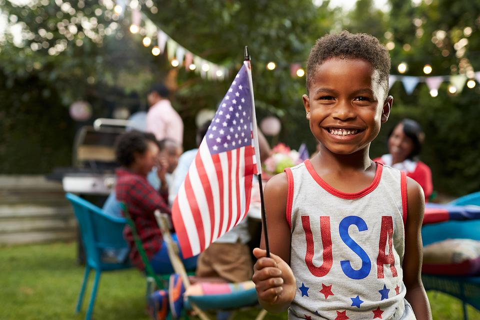 July 4th Party Supplies: 35 Things You Need for Your Fourth of July Independence Day Family Get-together