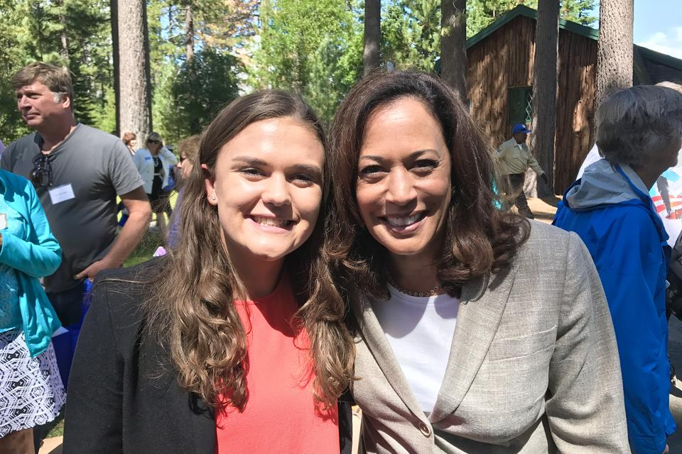 Vice President-Elect Kamala Harris Inspired My Daughter & Me (Now She Is Inspiring  Women & Girls Across the Country)