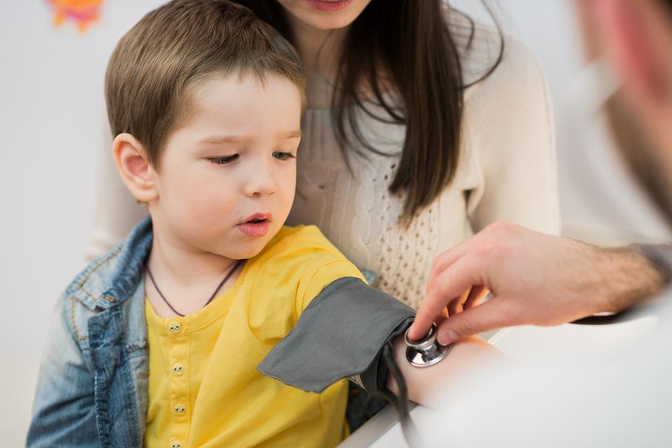 Kids & Blood Pressure: How to Make the Blood Pressure Test Easier on Kids!