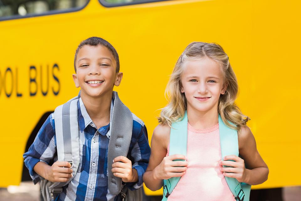 School Bus Safety Week: 11 Tips to Keep Kids Safe Before, During & After Riding the School Bus!