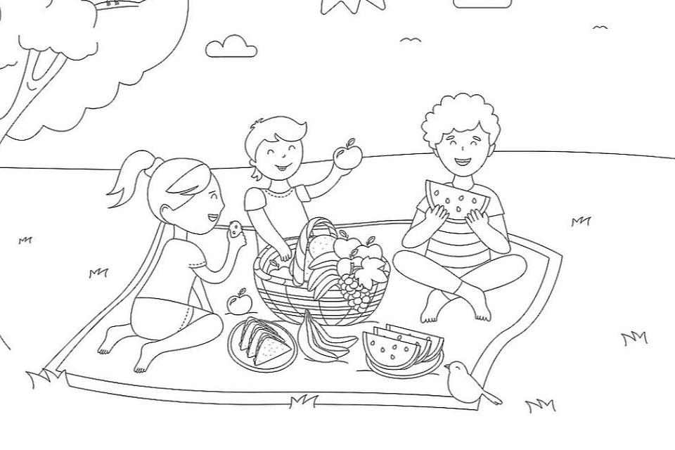 Labor Day Coloring Pages for Kids: Fun & Free Printable Coloring Pages for Labor Day Family Fun