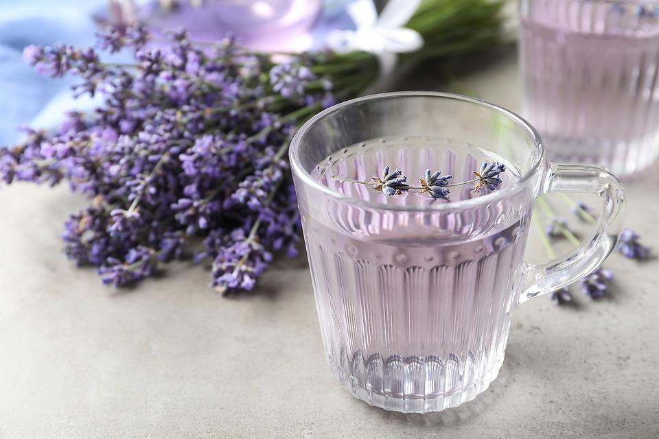 Easy Lavender Water Recipe: This Infused Lavender Water Recipe Makes the Most Soothing Sip