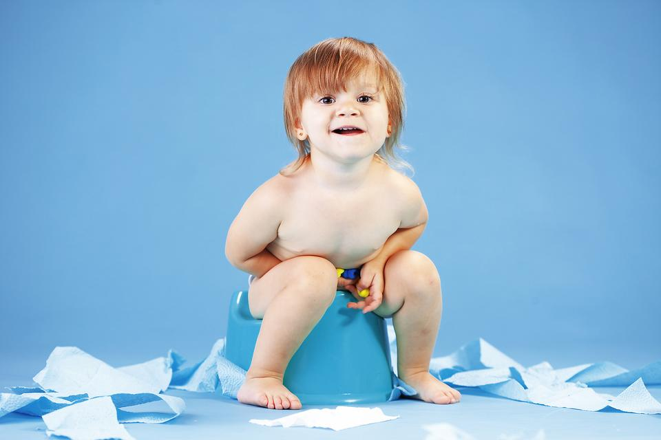 Potty Training: 6 Tips From a Laid-Back Mom's Point-of-View