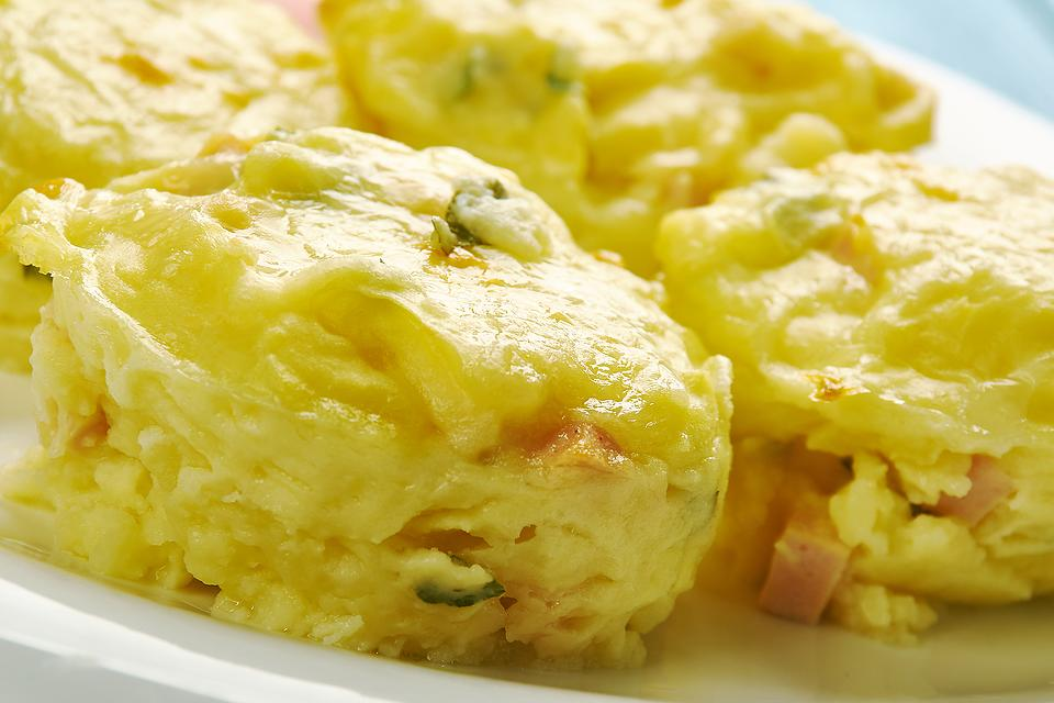 Leftover Ham Recipes: This Mashed Potato Puffs Recipe With Ham Is a Fun Way to Use Leftover Ham