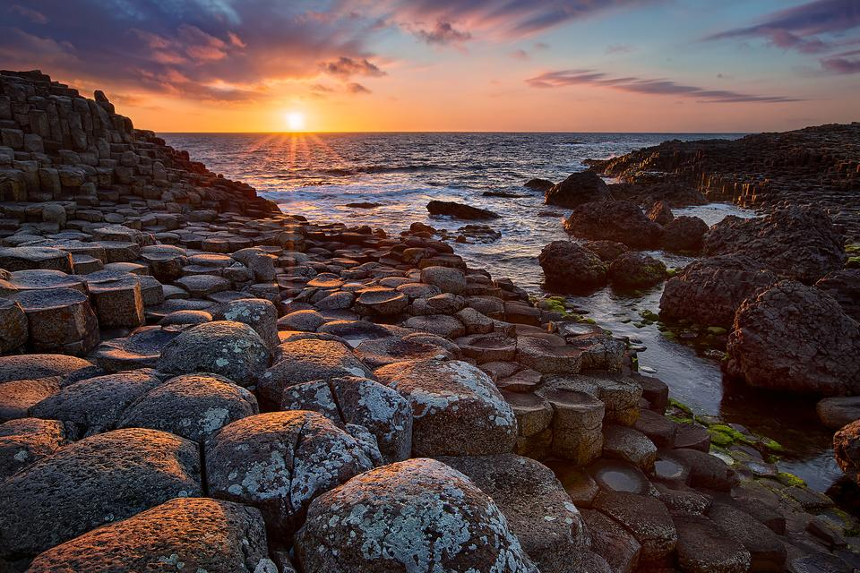 The Giant's Causeway in Northern Ireland: Do You Think the Formation Is Legend or Science?