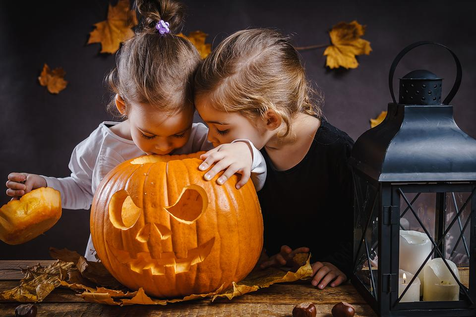Sensory Play With Pumpkins: Let Your Kids Get Messy With Pumpkin Play