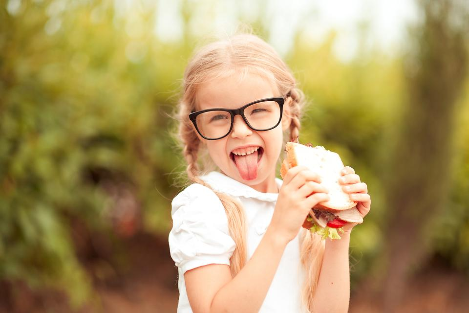 "Let's Not ""Sandwich In"" Our Kids: How White Bread Created Parenting Wisdom & a Happy Child"