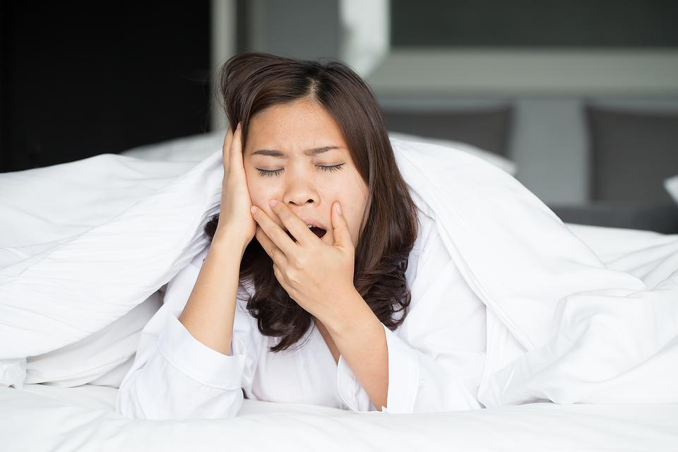 Loss of Sleep Linked to Heart Disease & Stroke in Women! Read This!