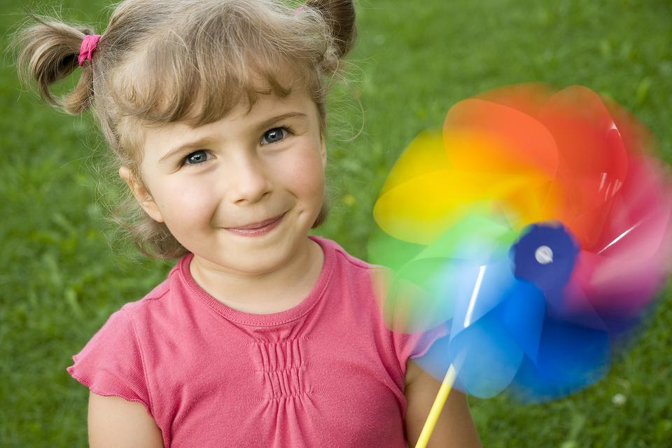 Lots of Learning Happens Outside of School (Like Learning Colors)!