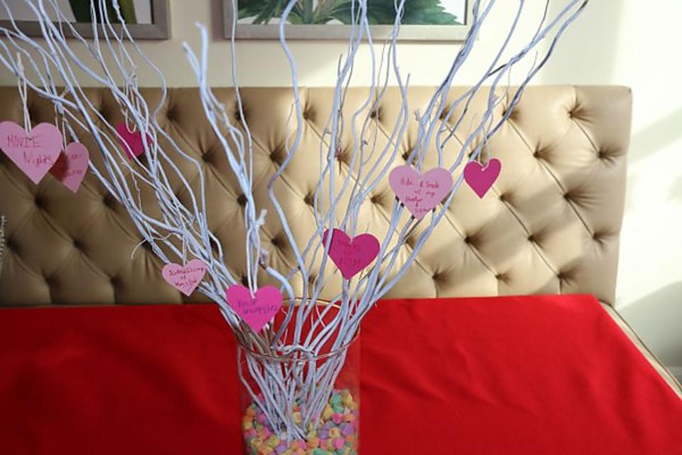 Love Tree: Fun Valentine's Day Tradition With No Candy Involved!