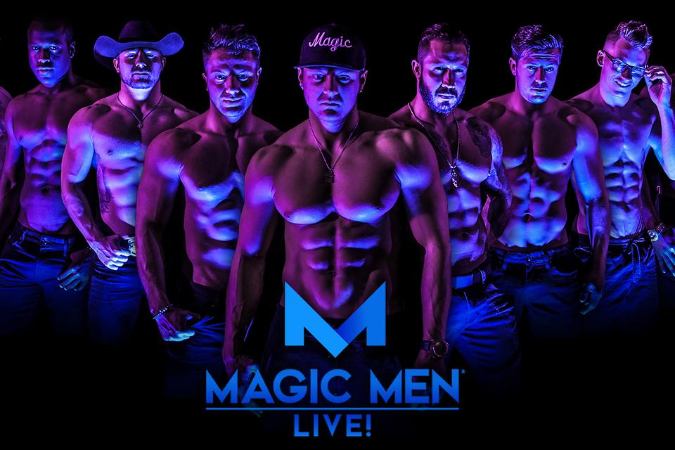 """Magic Men Live"" to Kick Off Summer Tour (You're Welcome, Ladies!)"