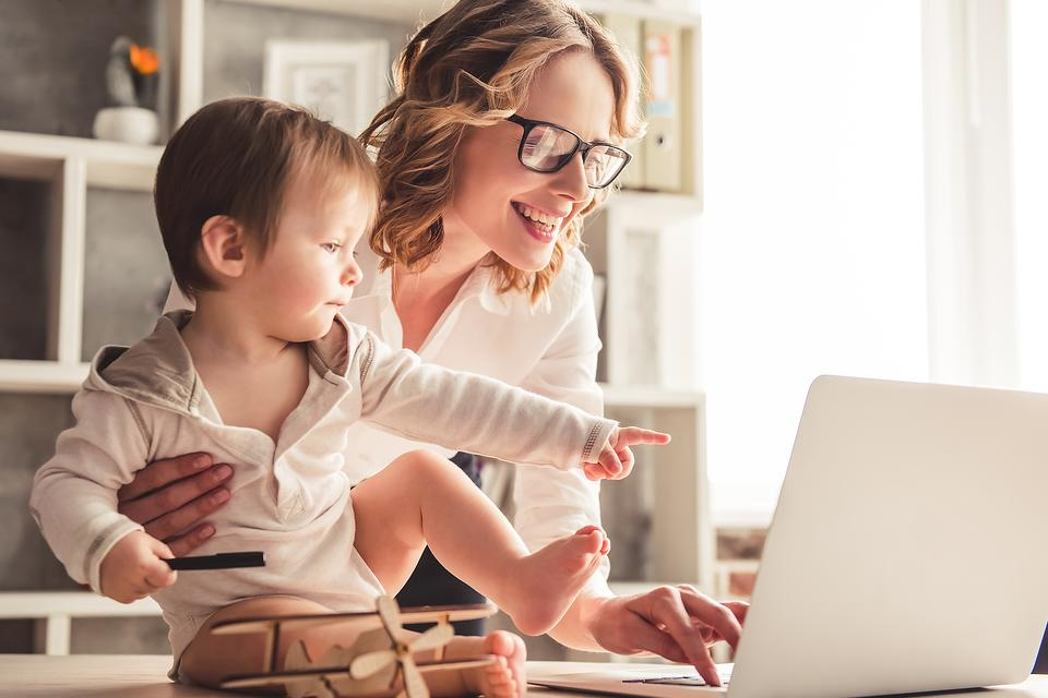 Work-From-Home Help: How to Make Working From Home Successful When You Have Kids