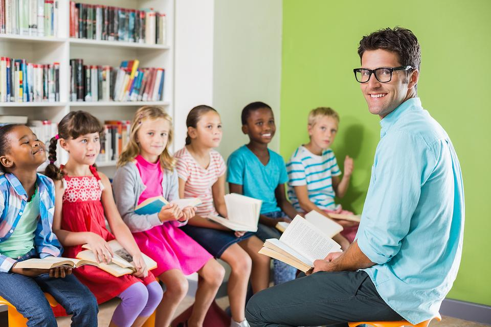Male Teachers: Here's the Worst Thing You Can Say to a Male Trainee Early Childhood Teacher