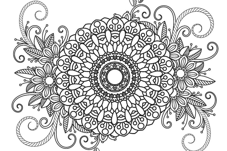 Mandala Coloring Pages: Printable Coloring Pages Of Mandalas For Adults &  Kids Printables 30Seconds Mom