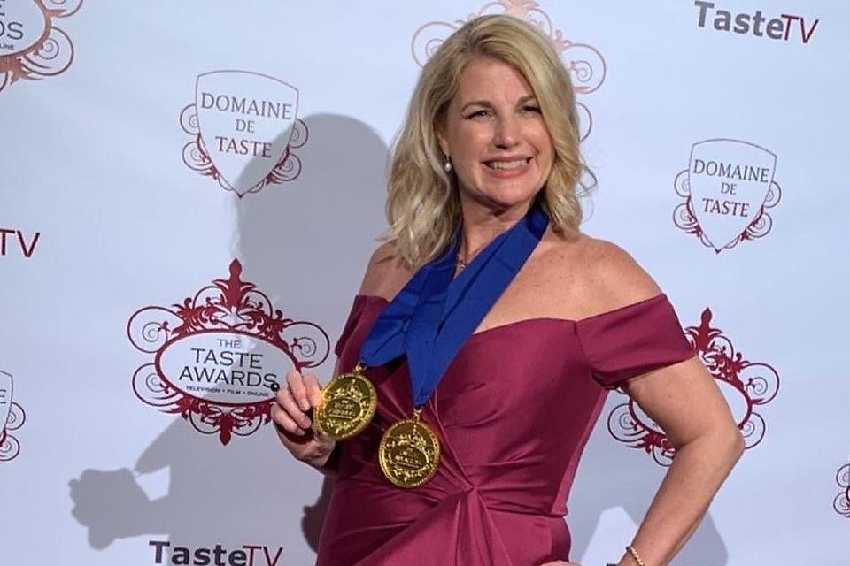 Margaret McSweeney's Kitchen Chat Wins TASTE AWARDs for Best Reality Series & Best Food Travel Series!