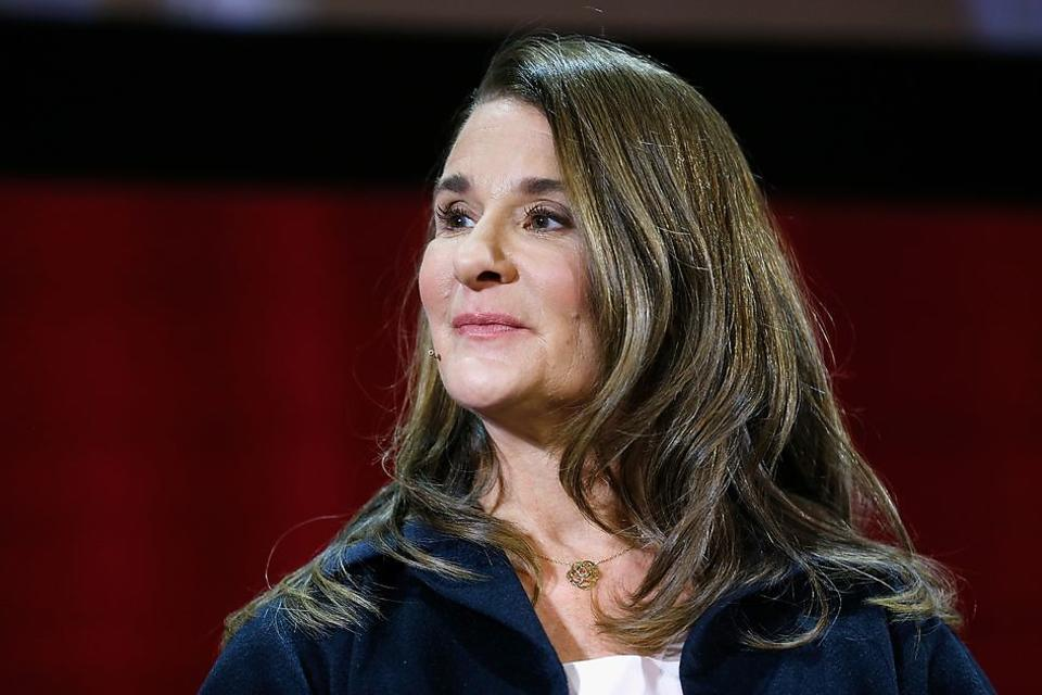 Melinda Gates on Returning to Work After Raising Her Babies at Home