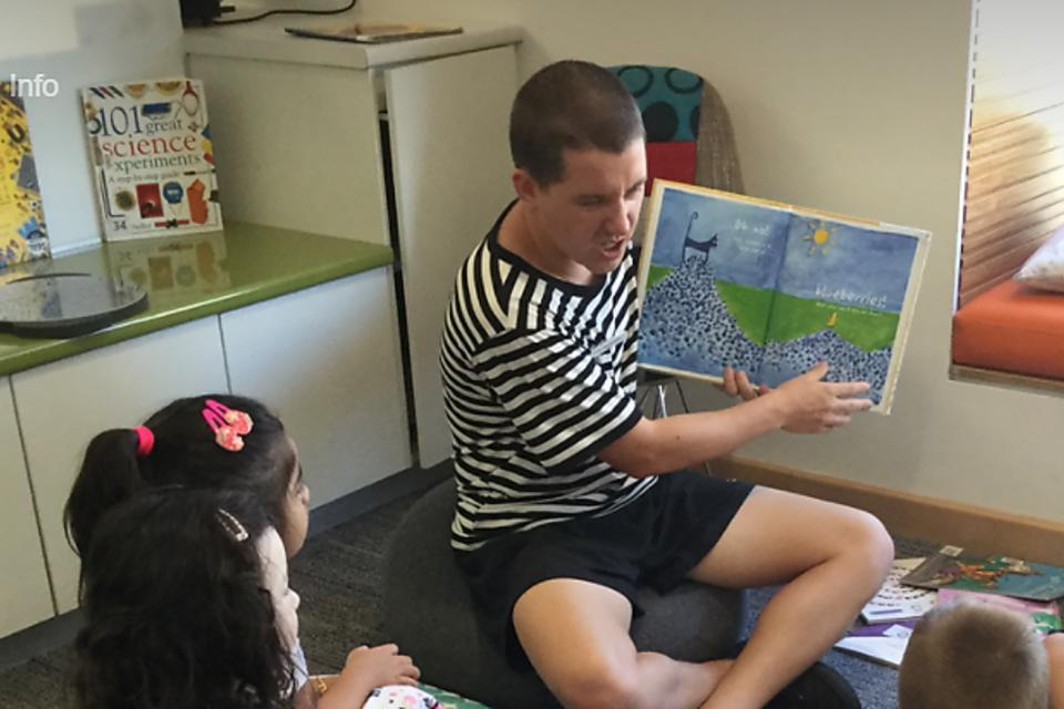 Men in Early Childhood Education: My Interview With Preschool Teacher Corey Battersby