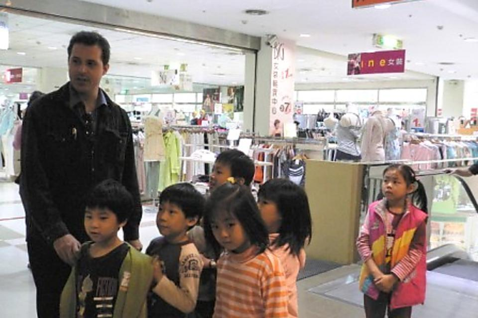 Men in Early Childhood Education: My Interview With ESL Teacher Sasha Kuzmanovic Who Taught in Taiwan