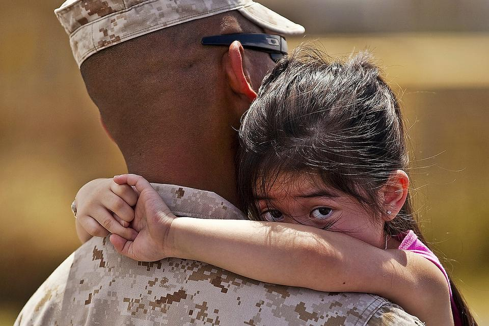 Military Deployment: A Fun Way to the Ease Pain of Family Separation