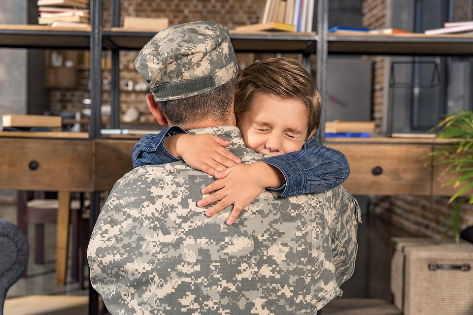 Military Parents: 3 Simple Ways to Connect With Your Military Children