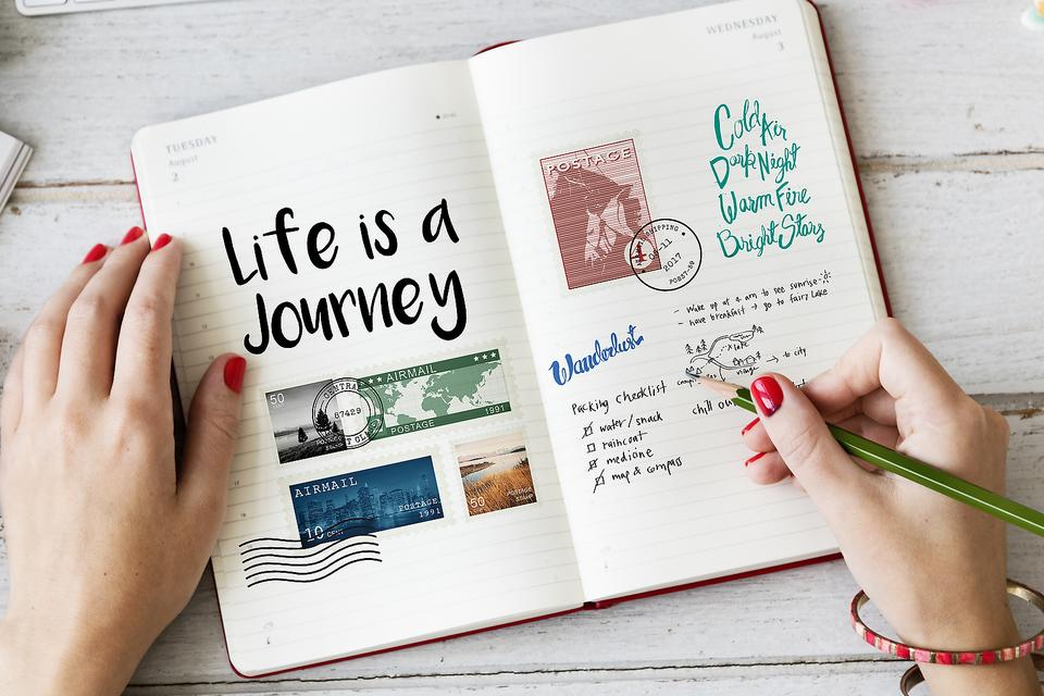 Mindful Traveling: 6 Travel Journals That Will Take Your Vacation Memories to the Next Level