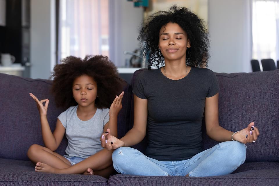 Mindfulness, Meditation & Parenting: 5 Mindful Mantras for Moms & Dads
