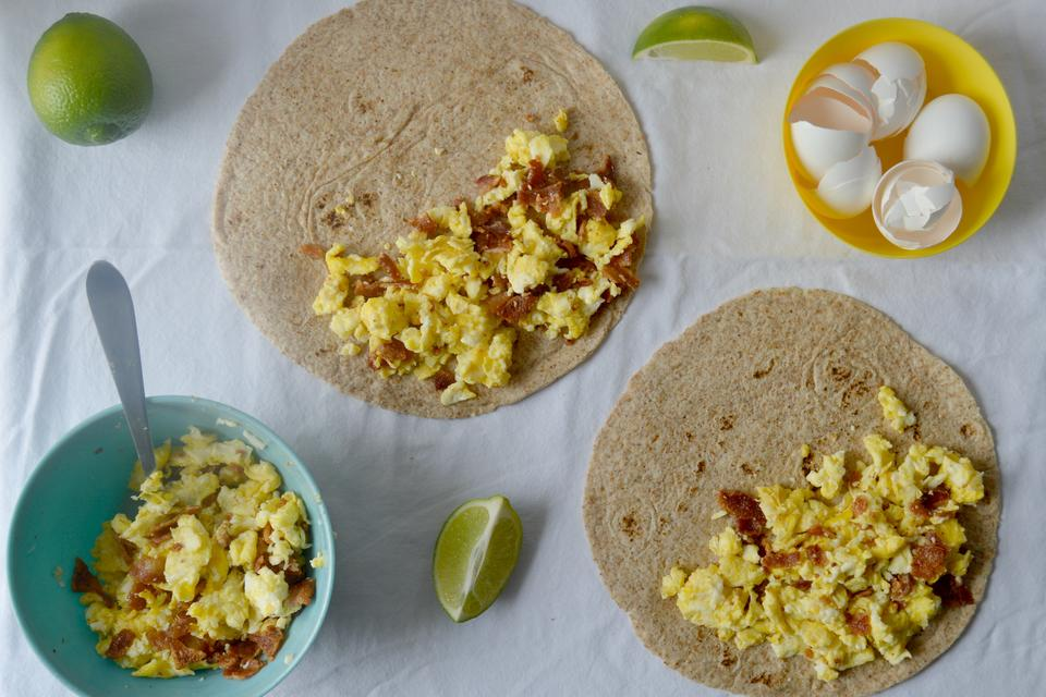 Breakfast Quesadillas: Mix It Up With These Cheesy Quesadillas!