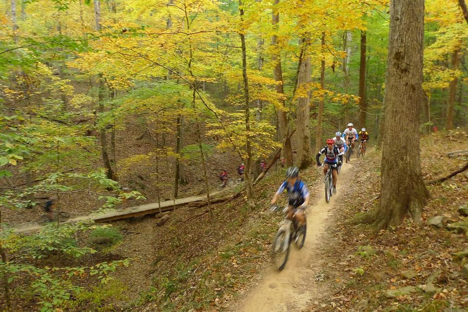 Mountain Bike Festival: Enjoy the Beauty of Fall & the Best Mountain Biking Around During the Brown County Epic