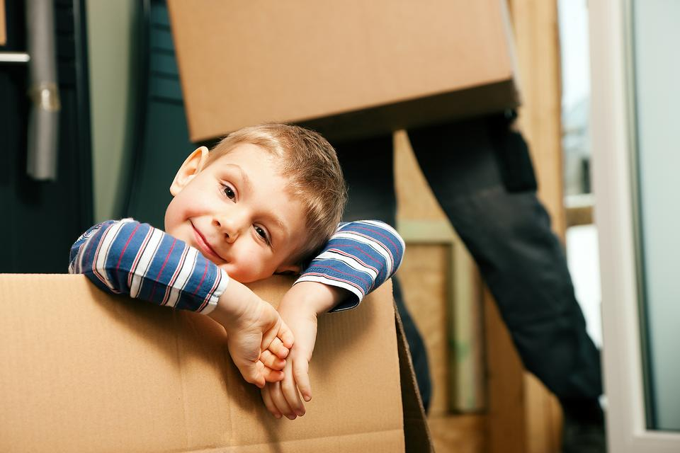 Moving Into a New Home: 5 Tips to Help You Move Like a Pro!