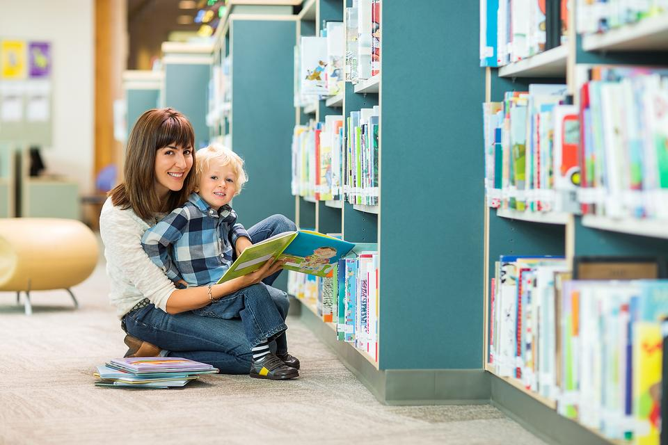 Moving? Here's How & Why to Get Connected at Your Local Library!