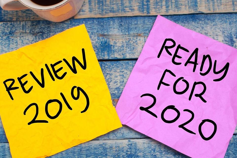 Moving Into the New Year With Hope, Goals & Dreams: A Single Mom's Year in Review