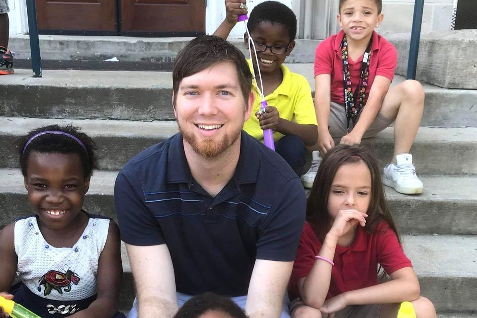 Men in Early Childhood Education: My Interview With Kindergarten Teacher Matt Ryan From Chattanooga, Tennessee