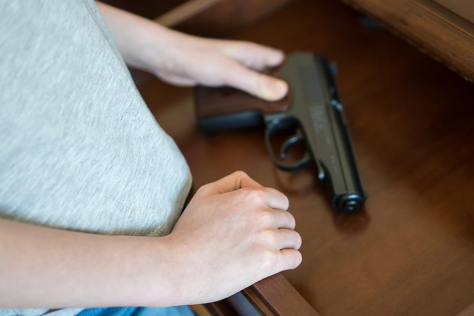 End Family Fire Campaign: Gun Safety Campaign Highlights Risk of Suicide With Unsecured Firearms in the Home