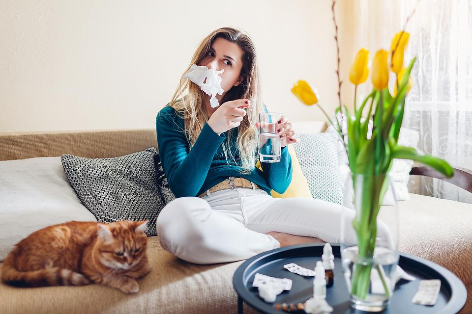 Natural Allergy Remedies: Why This Healthy Living Expert Relies on Homeopathic Allergy Solutions