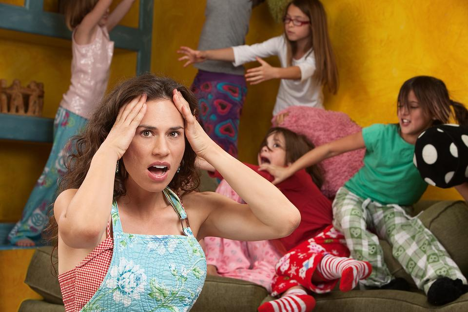 Need a Break, Mom? 4 Ways to Evaluate Your Parenting Burnout for the New Year!