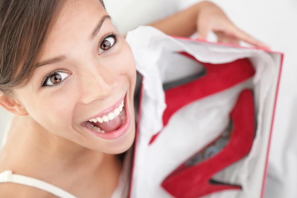 Need a Mood Booster, Mom? Go Shoe Shopping! Here's Why!