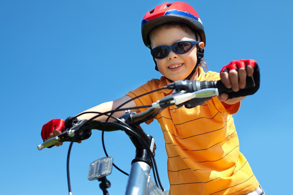 No Helmet, No Bike: What Parents Need to Know About Helmet Safety!