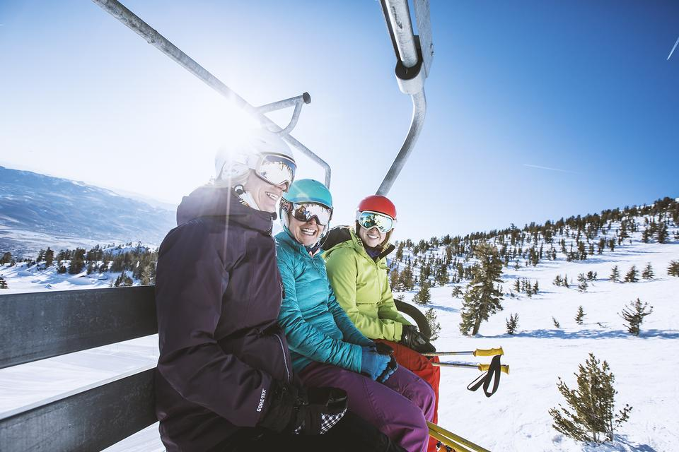 North Lake Tahoe: See What's New in North Lake Tahoe for Winter 2017-18!
