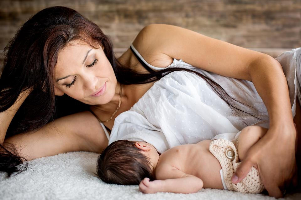 Nursing Nonsense: 3 Breastfeeding Myths Dispelled!