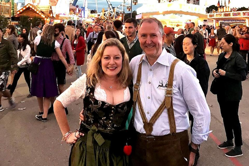 Authentic Oktoberfest in Munich, Germany: An Inside Look at the World's Greatest Party That's Open to All